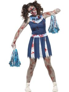 Zombie cheerleader asu.