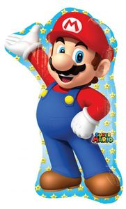 Super Mario foliopallo.