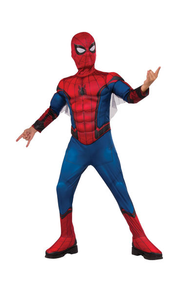 Lasten Spiderman Deluxe -asu